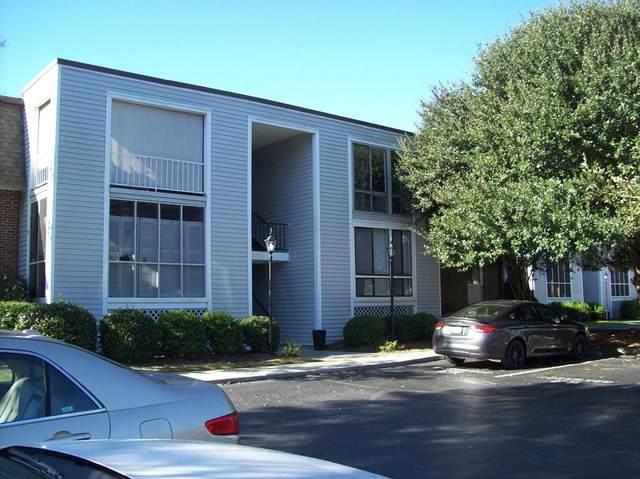 327 Laurens Street Sw E-1, Aiken, SC 29801 (MLS #476994) :: The Thompson Team