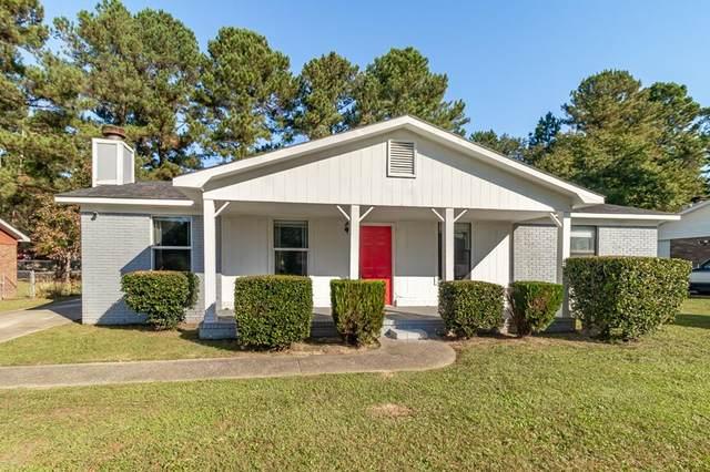 2807 Butler Manor Drive, Hephzibah, GA 30815 (MLS #477014) :: Southeastern Residential