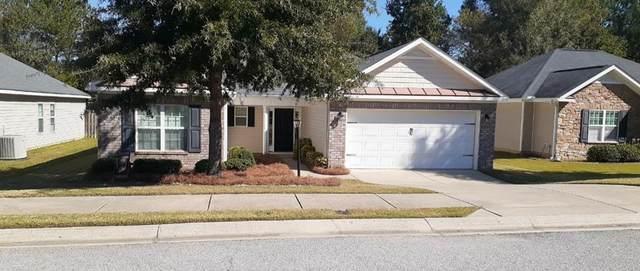 519 Sebastian Drive, Grovetown, GA 30813 (MLS #477017) :: Southeastern Residential