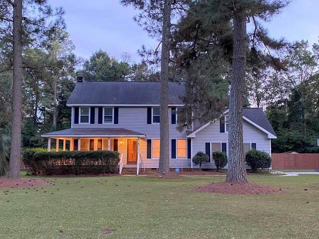 43 Shadow Rock Drive, North Augusta, SC 29860 (MLS #477021) :: Southeastern Residential