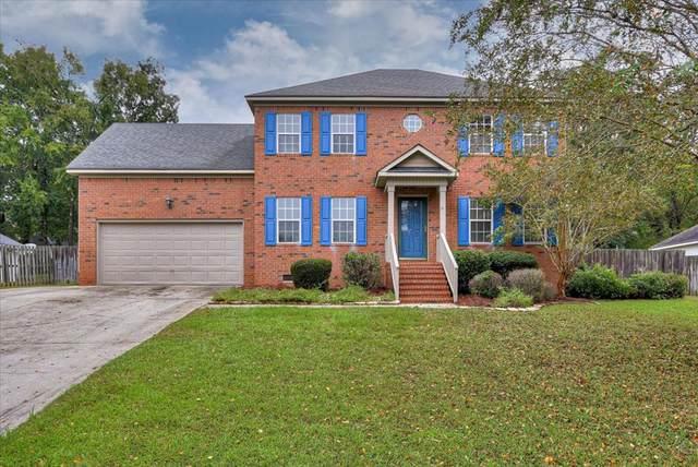 978 Hunting Horn Way W, Evans, GA 30809 (MLS #477028) :: Southeastern Residential