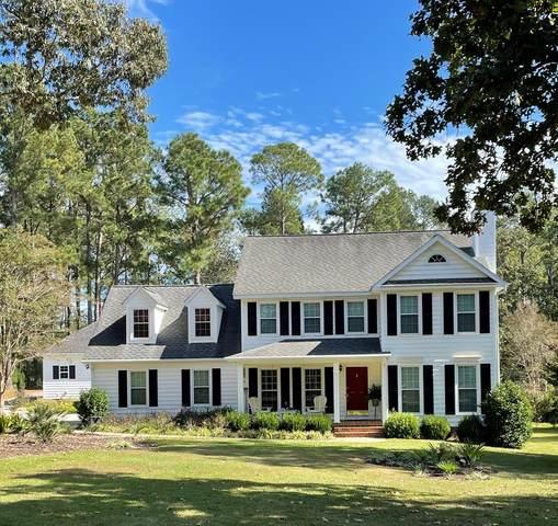 225 Cheltenham Drive, Aiken, SC 29803 (MLS #477031) :: Southeastern Residential