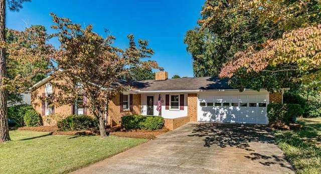 182 Holiday Drive, Martinez, GA 30907 (MLS #477032) :: Rose Evans Real Estate