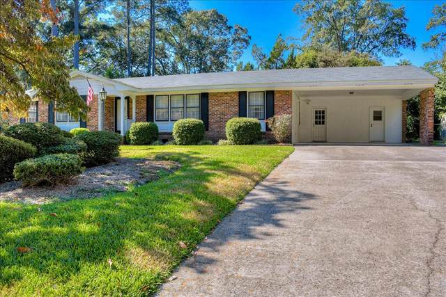 3322 Crane Ferry Road, Augusta, GA 30907 (MLS #477039) :: Southeastern Residential