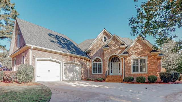 1038 Longstreet Place, North Augusta, SC 29860 (MLS #477056) :: Southeastern Residential