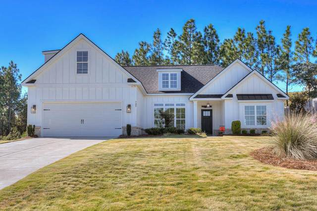 732 Flat Rock Lane, Graniteville, SC 29829 (MLS #477060) :: Southeastern Residential