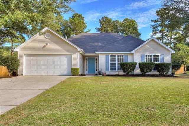 511 Crystal Peak Road, Graniteville, SC 29829 (MLS #477063) :: Southeastern Residential