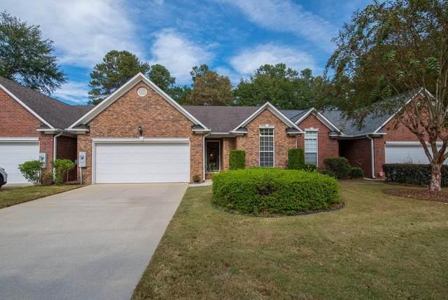 1126 Carriage Drive, Aiken, SC 29803 (MLS #477073) :: Southeastern Residential