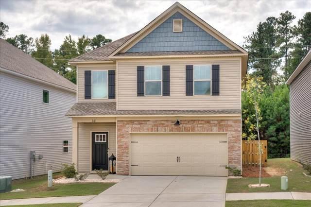 261 Claudia Drive, Grovetown, GA 30809 (MLS #477075) :: REMAX Reinvented | Natalie Poteete Team
