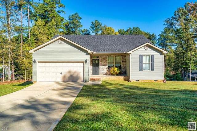 114 Smoke Ridge Drive, North Augusta, SC 29860 (MLS #477076) :: Southeastern Residential