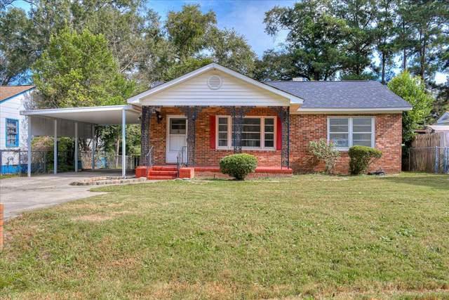 2558 Kaufman Drive, Augusta, GA 30906 (MLS #477086) :: Southeastern Residential