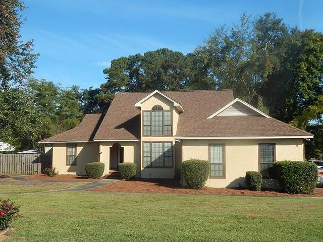 4597 Hebbard Way, Evans, GA 30809 (MLS #477103) :: No Place Like Home Georgialina