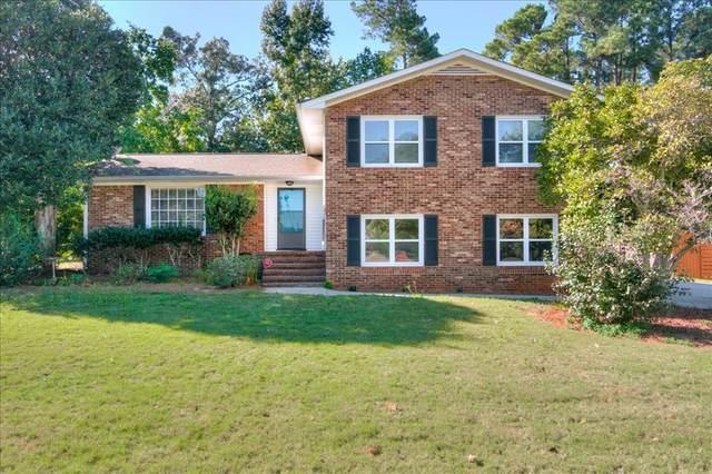 183 Creekview Circle, Martinez, GA 30907 (MLS #477111) :: No Place Like Home Georgialina