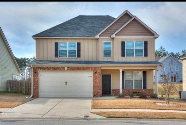 8782 Crenshaw Drive, Grovetown, GA 30813 (MLS #477121) :: No Place Like Home Georgialina