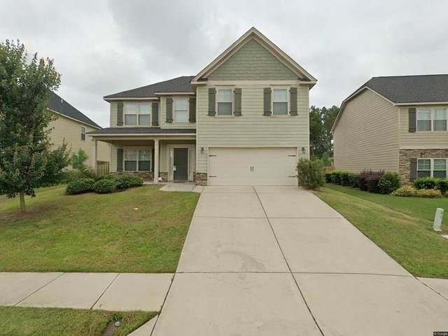 825 Herrington Drive, Grovetown, GA 30813 (MLS #477127) :: No Place Like Home Georgialina
