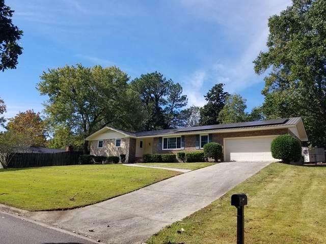 2004 White Pine Drive, North Augusta, SC 29841 (MLS #477129) :: No Place Like Home Georgialina