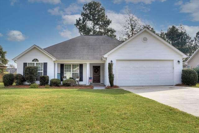 2122 Lavender Lane, Aiken, SC 29803 (MLS #477131) :: No Place Like Home Georgialina