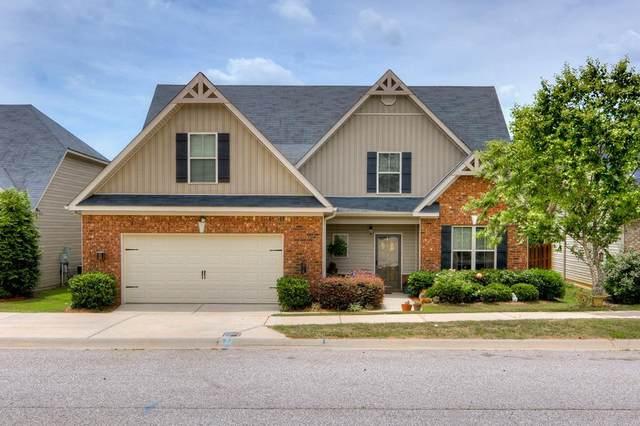217 Kickham Lane, Grovetown, GA 30813 (MLS #477146) :: McArthur & Barnes Group | Meybohm Real Estate