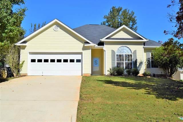 5167 Saddle Circle, Evans, GA 30809 (MLS #477150) :: Ashley Surrency | Meybohm Real Estate