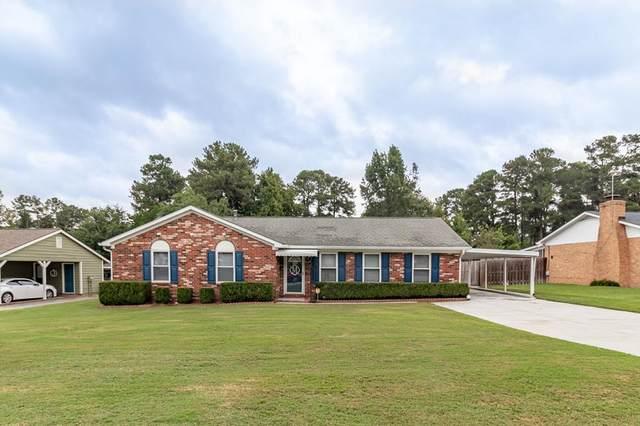4083 Flintrock Way, Augusta, GA 30907 (MLS #477159) :: McArthur & Barnes Group | Meybohm Real Estate