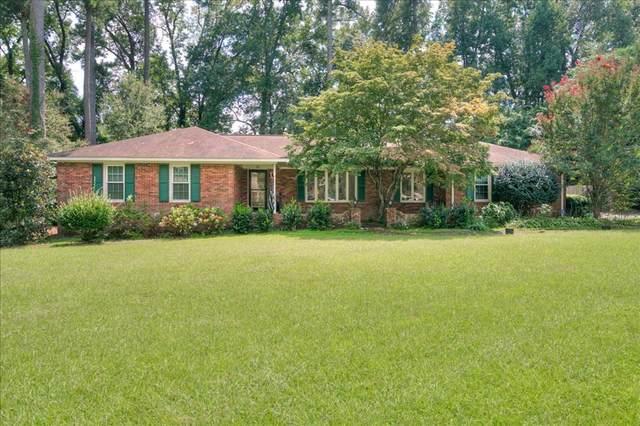 3114 Holly Haven Drive, Augusta, GA 30907 (MLS #477172) :: McArthur & Barnes Group | Meybohm Real Estate