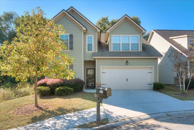 5577 Connor Drive, Evans, GA 30809 (MLS #477181) :: Ashley Surrency | Meybohm Real Estate