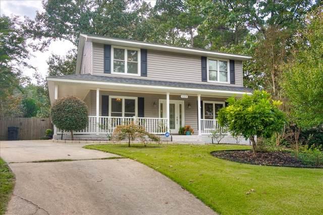 123 Silver Maple Road, Martinez, GA 30907 (MLS #477189) :: McArthur & Barnes Group | Meybohm Real Estate
