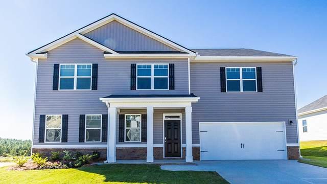 240 Byzantine Drive, Graniteville, SC 29829 (MLS #477202) :: Ashley Surrency | Meybohm Real Estate