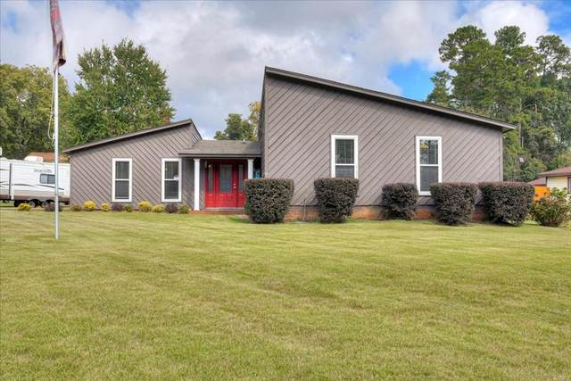 4463 Whisperwood Drive, Martinez, GA 30907 (MLS #477203) :: Rose Evans Real Estate