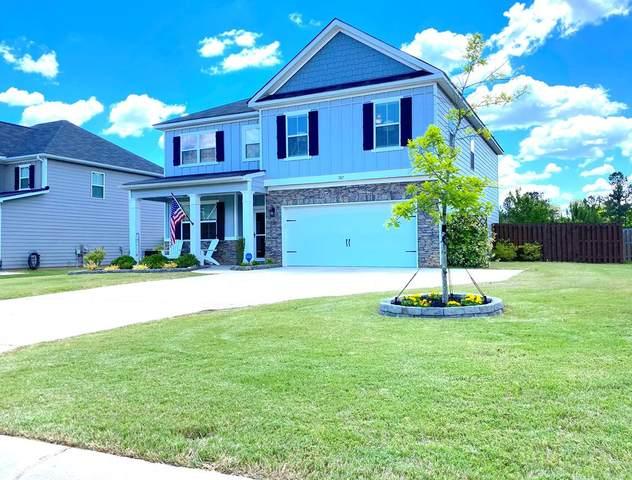 747 Houston Lake Drive, Columbia, GA 30809 (MLS #477204) :: Ashley Surrency   Meybohm Real Estate