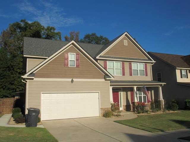 294 Palamon Drive, Grovetown, GA 30813 (MLS #477205) :: Ashley Surrency   Meybohm Real Estate