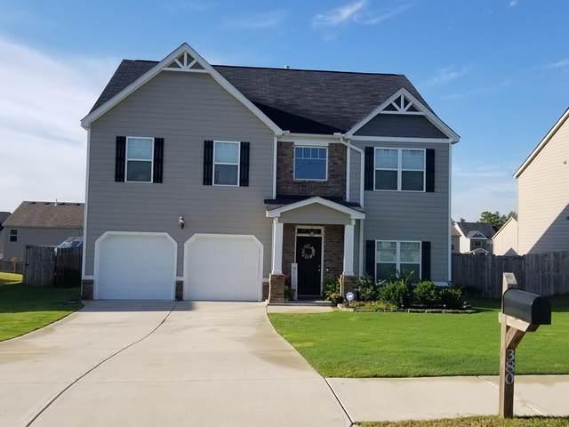 380 Fioli Circle, Graniteville, SC 29829 (MLS #477206) :: Ashley Surrency | Meybohm Real Estate