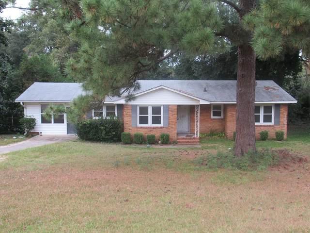 816 River View Drive, North Augusta, SC 29841 (MLS #477228) :: Rose Evans Real Estate