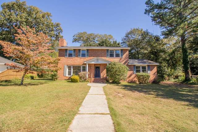 356 Walker Avenue, Aiken, SC 29801 (MLS #477241) :: Tonda Booker Real Estate Sales