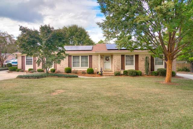 664 Hampton Circle, North Augusta, SC 29841 (MLS #477255) :: Rose Evans Real Estate