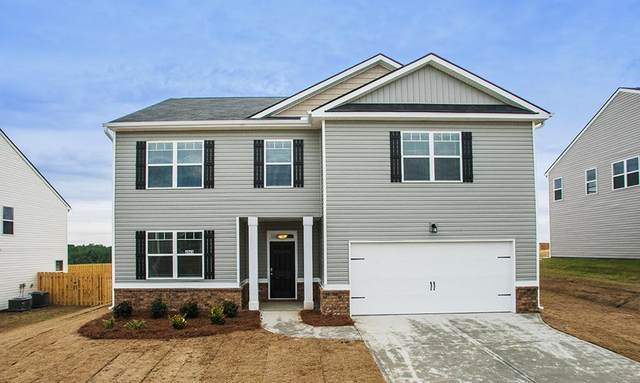 3319 Carmine Avenue, Graniteville, SC 29829 (MLS #477262) :: Rose Evans Real Estate