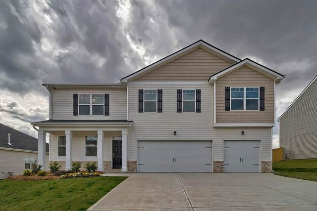 250 Byzantine Drive, Graniteville, SC 29829 (MLS #477264) :: Rose Evans Real Estate