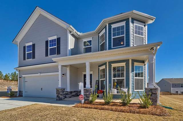 507 Burnaby Court, Aiken, SC 29801 (MLS #477268) :: Southern Homes Group