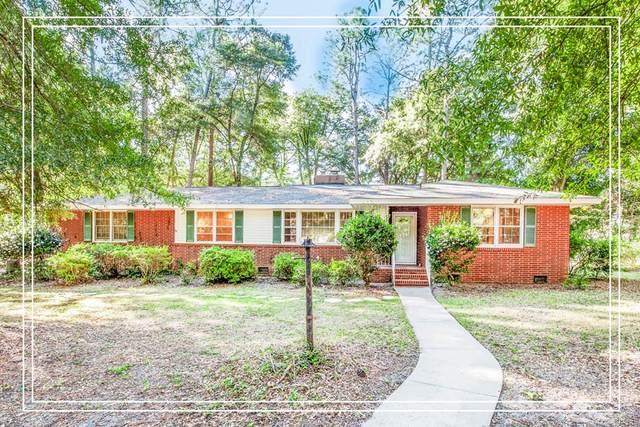 1305 Evans Road, Aiken, SC 29803 (MLS #477277) :: Southern Homes Group