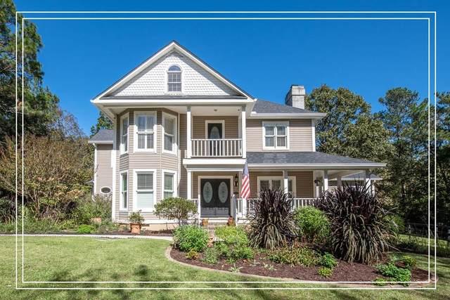 1035 Winchester Lane, Aiken, SC 29803 (MLS #477282) :: Southern Homes Group