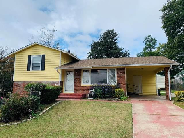 2802 Vernon Drive, Augusta, GA 30906 (MLS #477296) :: Southern Homes Group