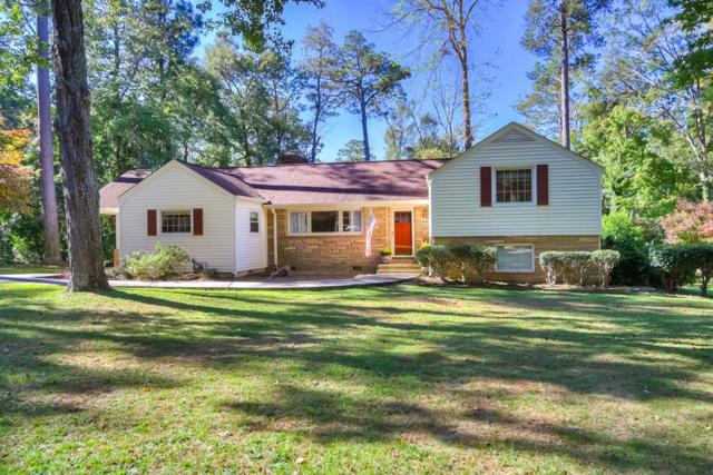 831 Legare Road, Aiken, SC 29803 (MLS #423079) :: Venus Morris Griffin | Meybohm Real Estate