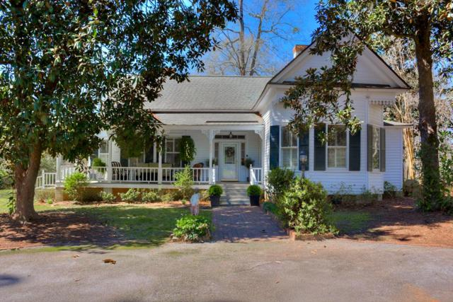 803 Buncombe Street, Edgefield, SC 29824 (MLS #423733) :: Melton Realty Partners
