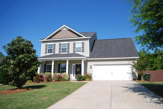 368 Foxchase Circle, North Augusta, SC 29860 (MLS #424273) :: Shannon Rollings Real Estate