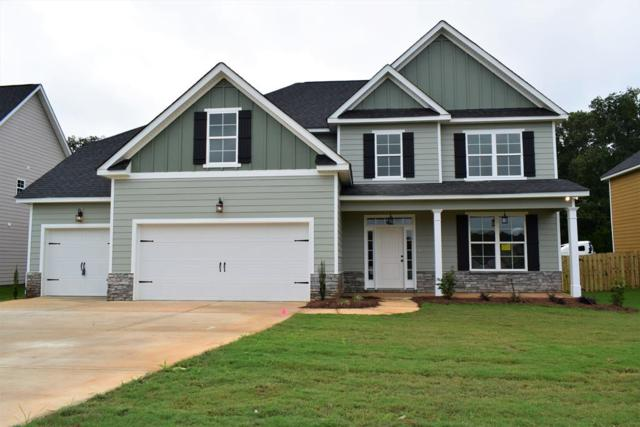 3555 Patron Drive, Grovetown, GA 30813 (MLS #424289) :: Shannon Rollings Real Estate