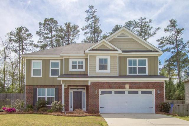 1606 Cedar Hill Drive, Grovetown, GA 30813 (MLS #425039) :: Southeastern Residential