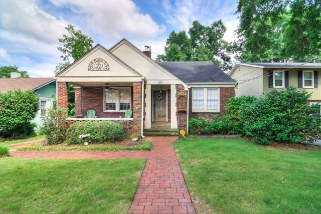 942 Russell Street, Augusta, GA 30904 (MLS #427216) :: Southeastern Residential