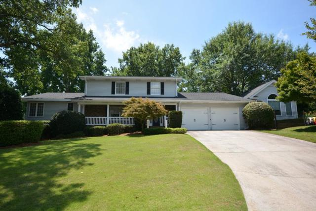 2 Hickory Court, North Augusta, SC 29841 (MLS #428867) :: Melton Realty Partners