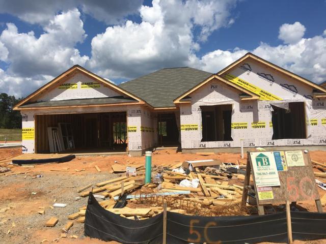 432 Lybrand Street, Aiken, SC 29803 (MLS #429427) :: Melton Realty Partners