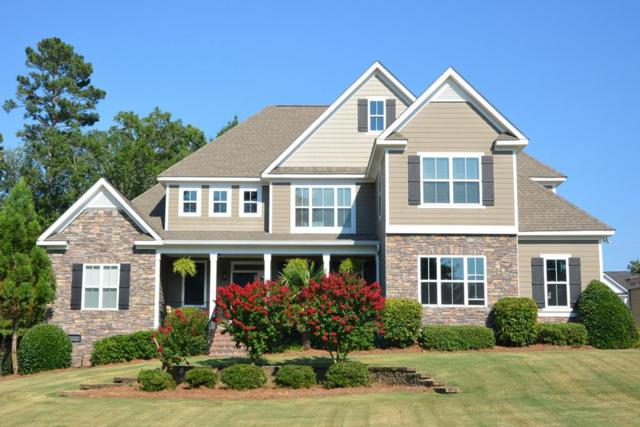 405 Armstrong Way, Evans, GA 30809 (MLS #429613) :: Shannon Rollings Real Estate